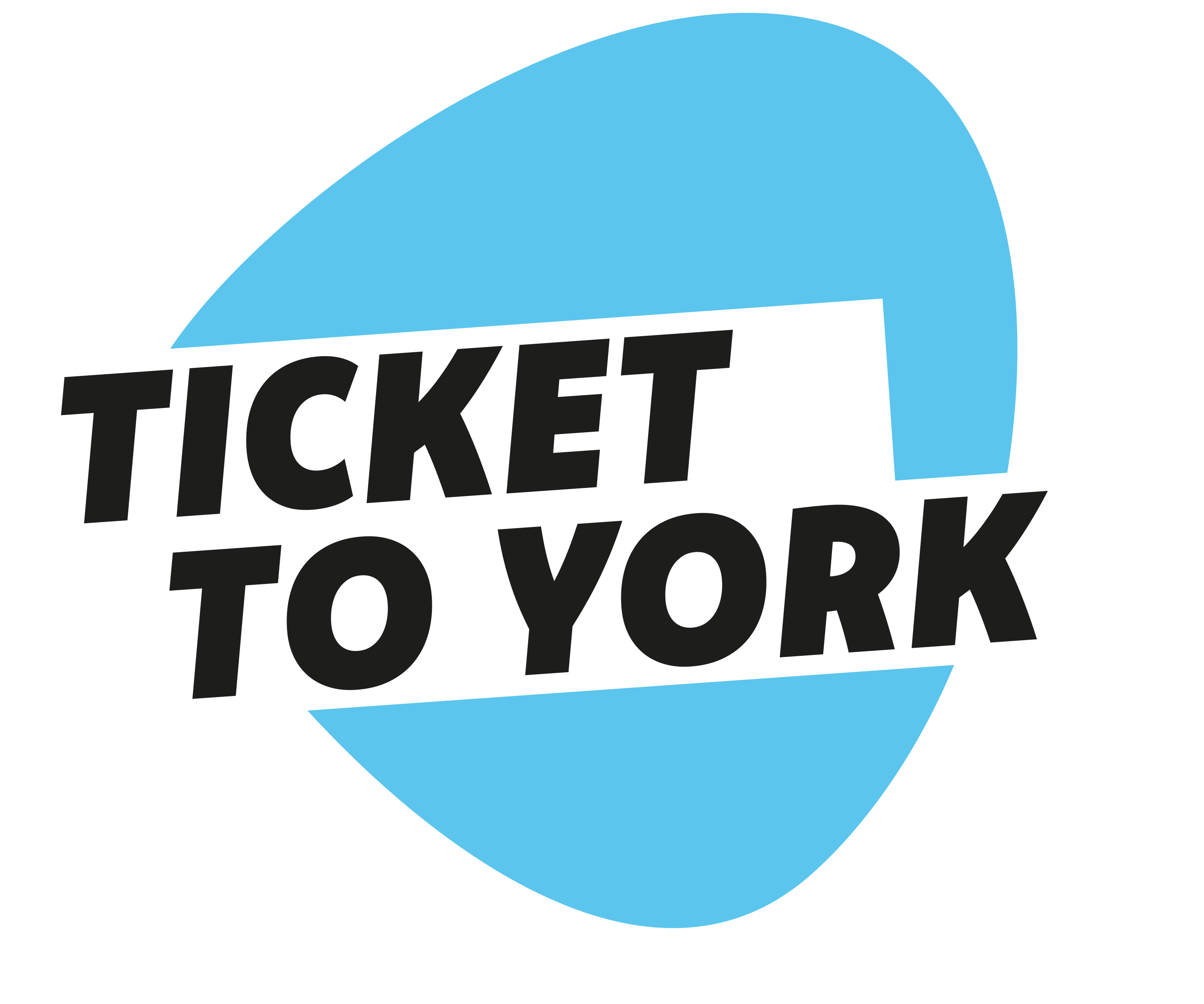 Ticket To York